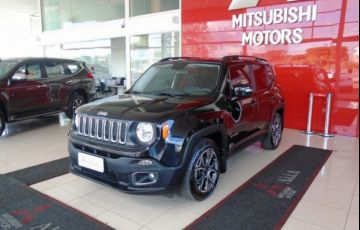 Jeep Renegade Sport Longitude 1.8 Flex