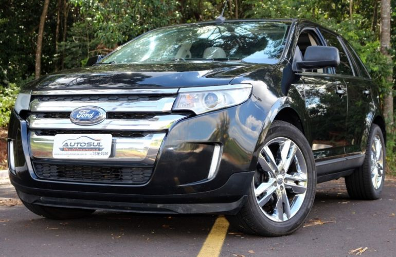 Ford Edge Limited 3.5 FWD - Foto #1