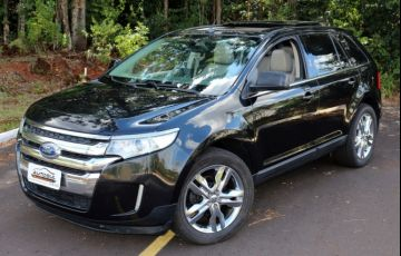 Ford Edge Limited 3.5 FWD - Foto #2