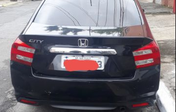 Honda City DX 1.5 (Flex) - Foto #3