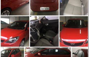 Chery Celer Hatch 1.5 16V (Flex)