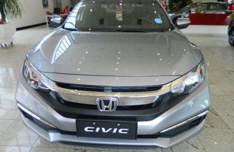 Honda Civic 2.0 LX CVT - Foto #1