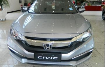 Honda Civic 2.0 LX CVT