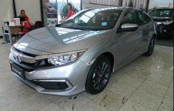 Honda Civic 2.0 LX CVT - Foto #2