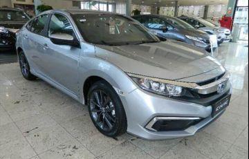 Honda Civic 2.0 LX CVT - Foto #5