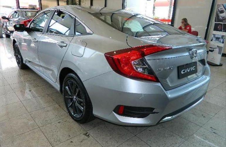 Honda Civic 2.0 LX CVT - Foto #6