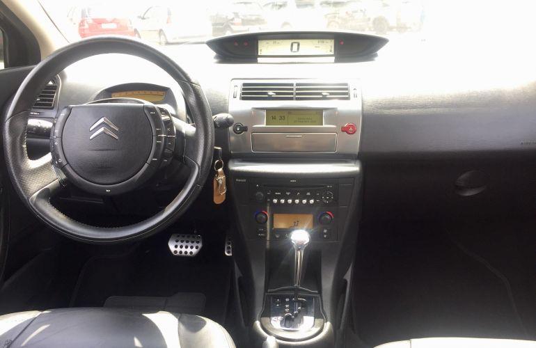 Citroën C4 Exclusive Sport 2.0 (aut) (flex) - Foto #8
