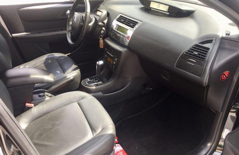 Citroën C4 Exclusive Sport 2.0 (aut) (flex) - Foto #10