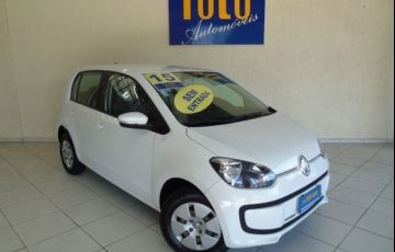 Volkswagen up! Move I-Motion 1.0 MPI Total Flex