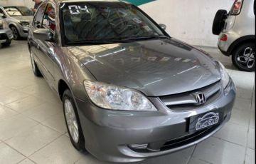Honda Civic Sedan LXL 1.7 16V (Aut)