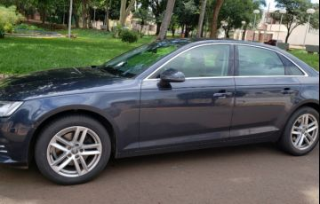 Audi A4 2.0 TFSI Launch Edition Plus S Tronic