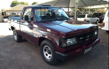 Chevrolet D20 Pick Up Custom S 4.0 (Cab Simples)