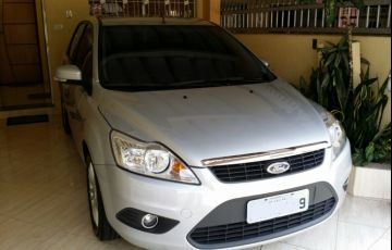 Ford Focus Sedan GLX 1.6 16V (Flex)