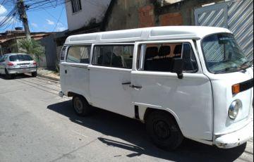 Volkswagen Kombi Carat 1.6 (álcool)