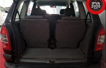 Chevrolet Zafira 2.0 MPFi Comfort 8V Flex 4p Manual - Foto #4
