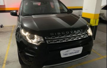 Land Rover Discovery Sport HSE LUXURY 2.2 16V SD4 Turbo - Foto #2