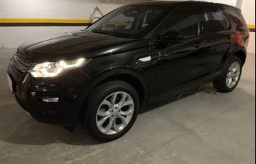 Land Rover Discovery Sport HSE LUXURY 2.2 16V SD4 Turbo - Foto #3