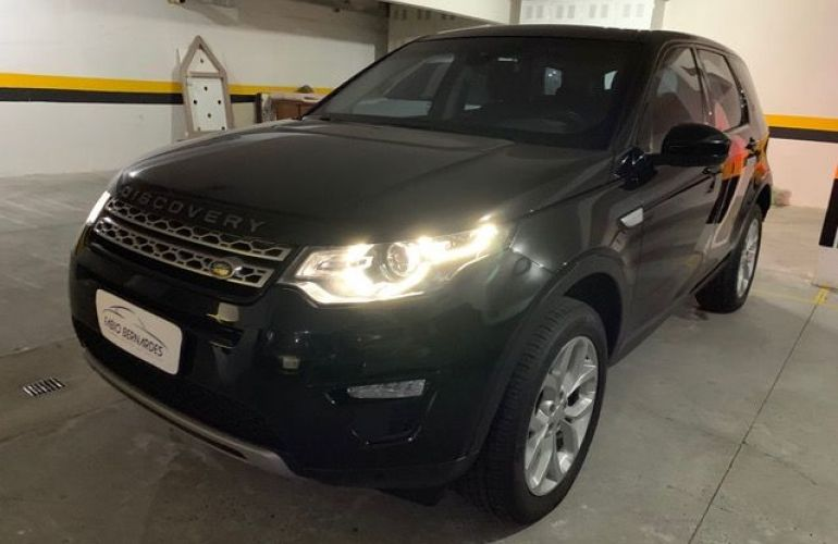 Land Rover Discovery Sport HSE LUXURY 2.2 16V SD4 Turbo - Foto #4