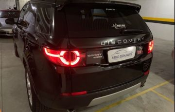 Land Rover Discovery Sport HSE LUXURY 2.2 16V SD4 Turbo - Foto #5