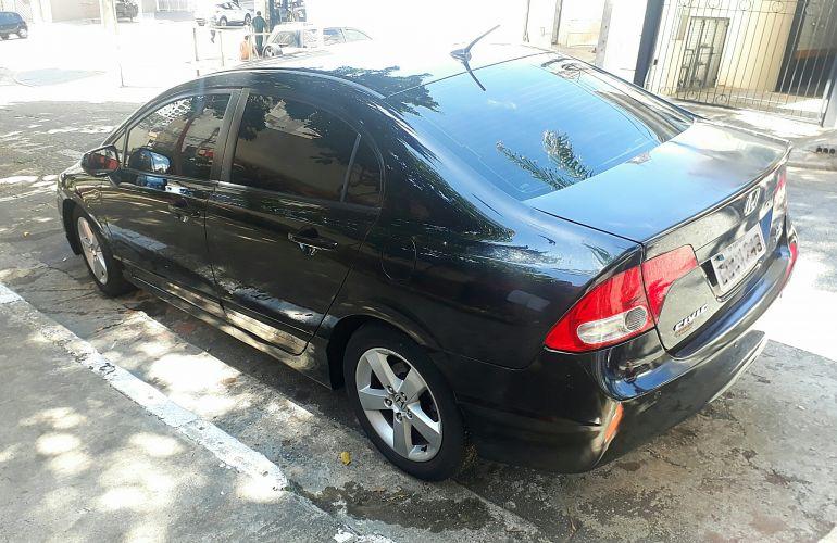 Honda New Civic LXS 1.8 16V (Aut) (Flex) - Foto #3