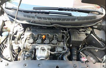 Honda New Civic LXS 1.8 16V (Aut) (Flex) - Foto #8