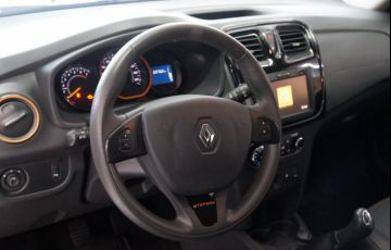 Renault Sandero Stepway 1.6 8V - Foto #9