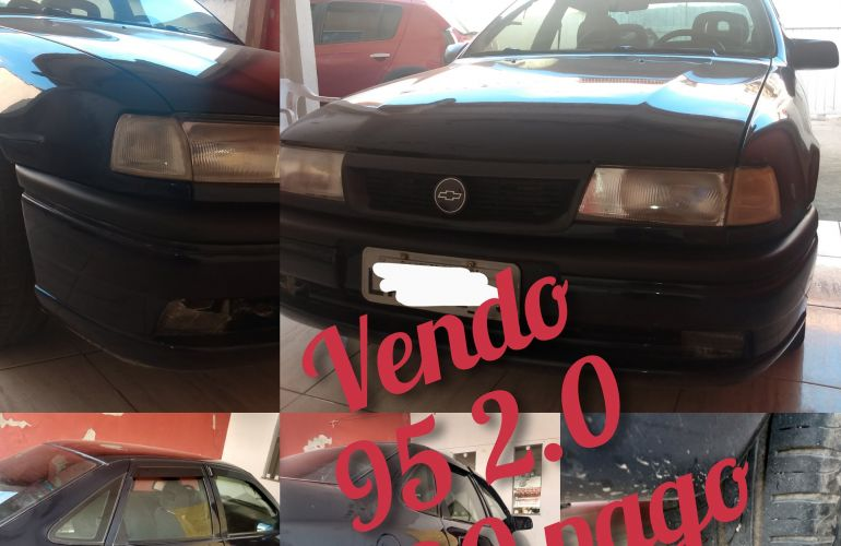 Chevrolet Vectra CD 2.0 MPFi - Foto #1