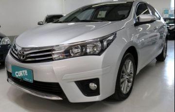 Toyota Corolla GLI 1.8 16V Flex