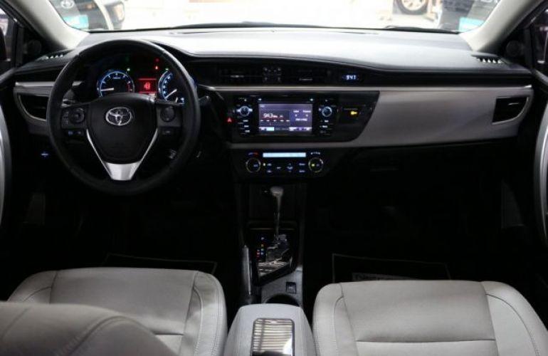 Toyota Corolla GLI 1.8 16V Flex - Foto #6