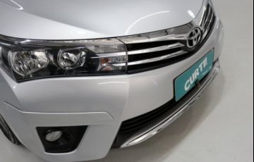 Toyota Corolla GLI 1.8 16V Flex - Foto #10
