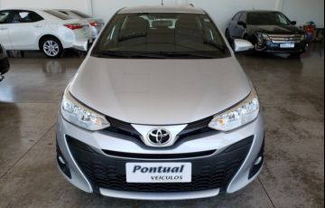 Toyota Yaris 1.3 Xl Plus Tech Cvt - Foto #1