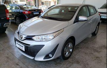 Toyota Yaris 1.3 Xl Plus Tech Cvt - Foto #3