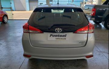 Toyota Yaris 1.3 Xl Plus Tech Cvt - Foto #4