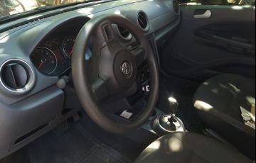 Volkswagen Voyage 1.6 VHT Trendline I-Motion (Flex) - Foto #4
