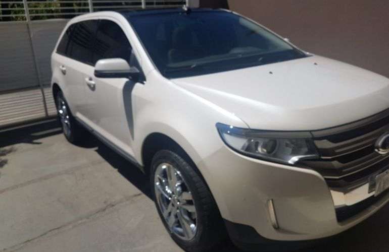 Ford Edge Limited 3.5 AWD - Foto #3