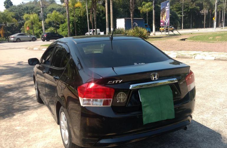 Honda City DX 1.5 16V (flex) (aut.) - Foto #4