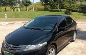 Honda City DX 1.5 16V (flex) (aut.) - Foto #5