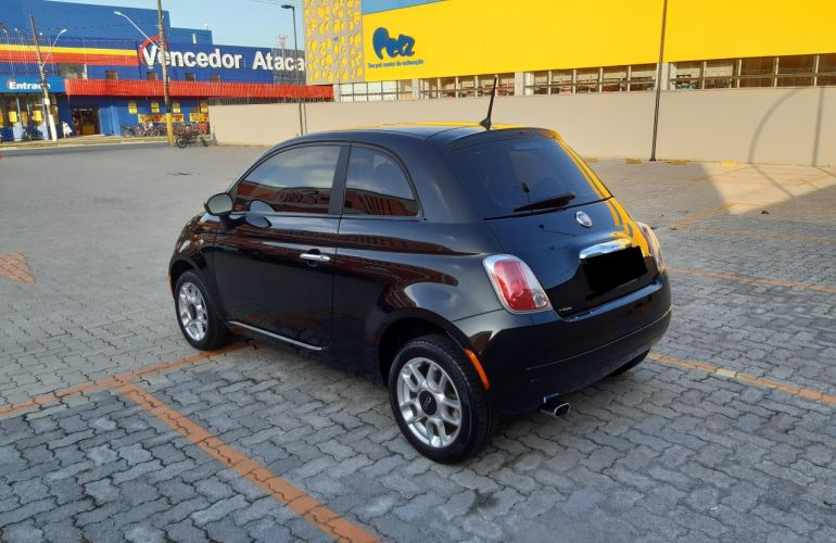 Fiat 500 Cult 1.4 8V - Foto #5