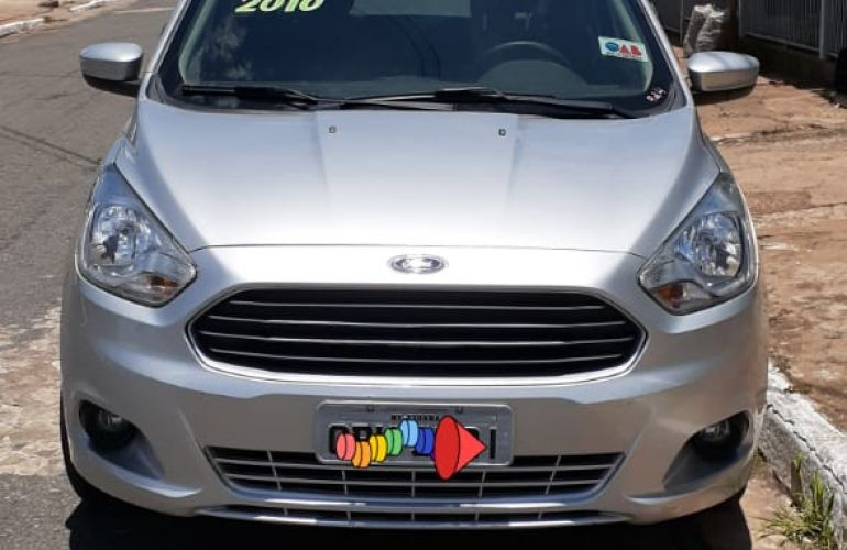 Ford Ka Sedan SEL 1.5 16v (Flex) - Foto #2