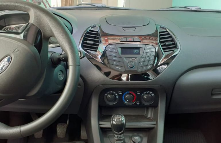 Ford Ka Sedan SEL 1.5 16v (Flex) - Foto #4