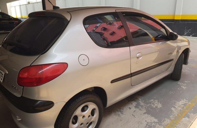 Peugeot 206 Hatch. Quiksilver 1.6 16V - Foto #4