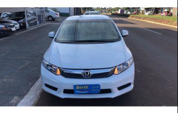 Honda New Civic LXL SE 1.8 i-VTEC (Flex) - Foto #3