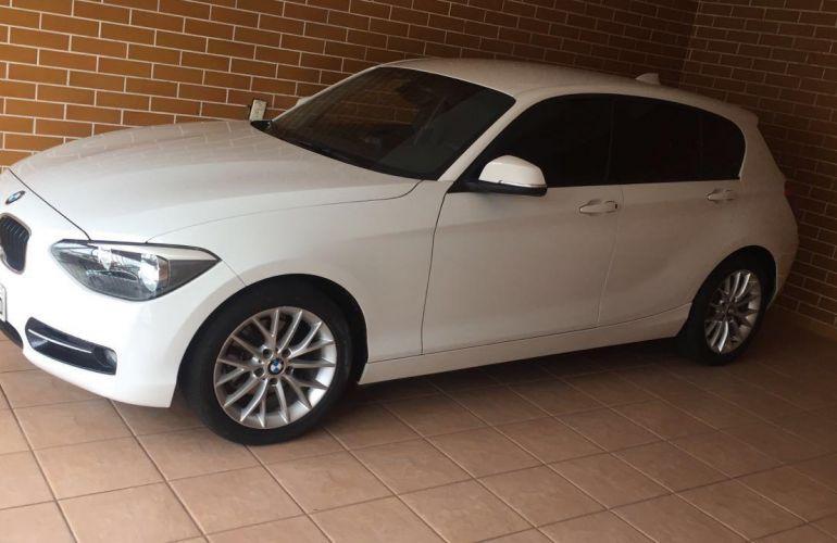 BMW 118i Sport Line 1.6 - Foto #2