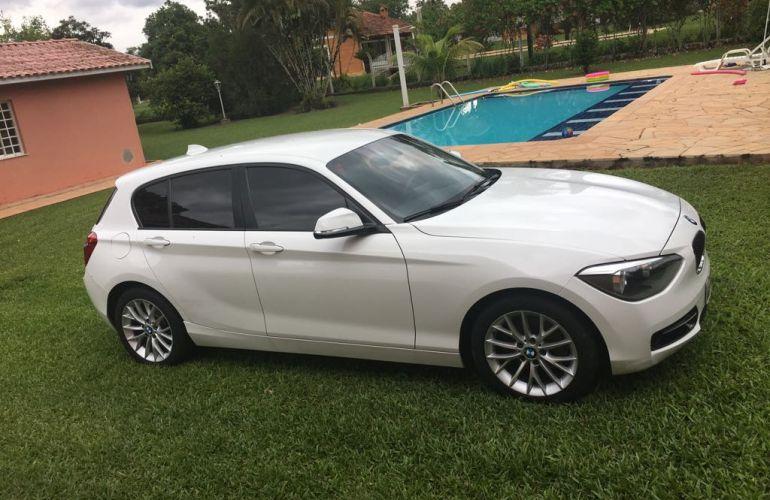 BMW 118i Sport Line 1.6 - Foto #9