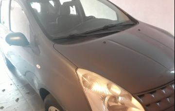 Nissan Livina 1.6 16V (flex) - Foto #1