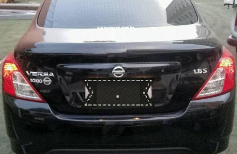 Nissan Versa 1.6 S (Flex) - Foto #3