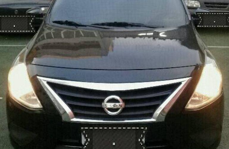 Nissan Versa 1.6 S (Flex) - Foto #4