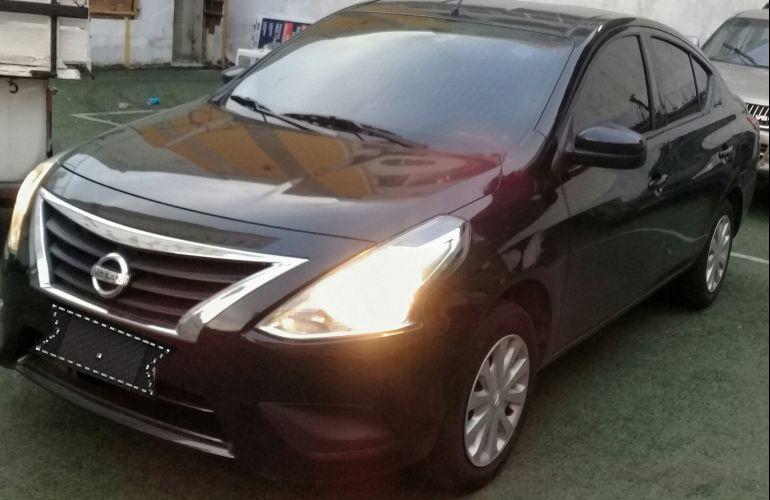 Nissan Versa 1.6 S (Flex) - Foto #7