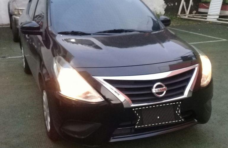 Nissan Versa 1.6 S (Flex) - Foto #8