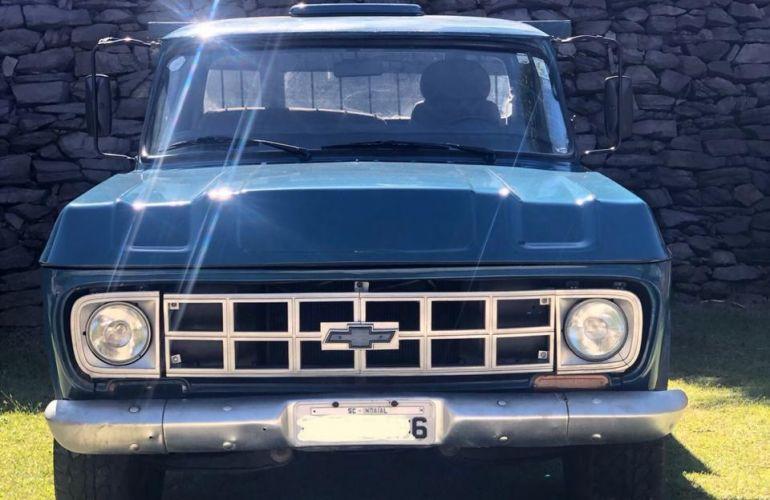 Chevrolet D10 Pick Up 3.9 - Foto #5